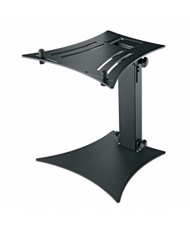 K&M 12190 Laptop stand - structured black
