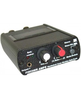 FISCHER AMPS Hardwired In Ear Belt Pack