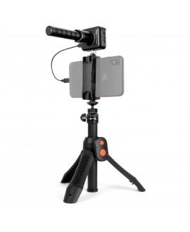IK Multimedia iRig Mic Video Bundle