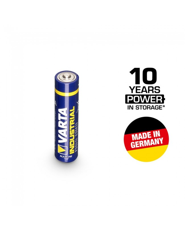 VARTA Industrial - 1.5 V Battery MICRO AAA