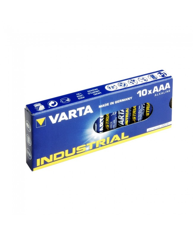 VARTA Industrial - 1.5 V Battery MICRO AAA
