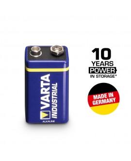 Varta Industrial - 9 V Block Battery