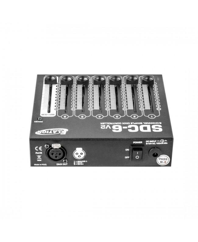 ADJ SDC-6 Faderdesk V2 black