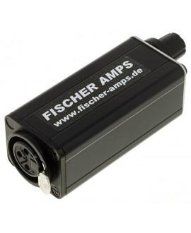 FISCHER AMPS Mini Body Pack XLR