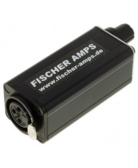 FISCHER AMPS Mini Body Pack XLR