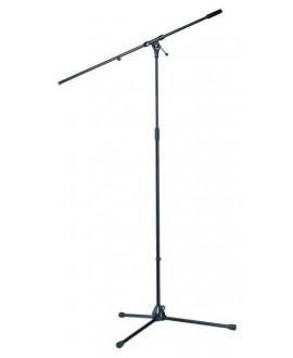 K&M 210/2 Mikrofonstativ schwarz