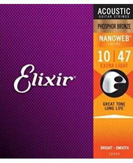 Elixir Acoustic 80/20 Bronze .013 - .056