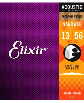 Elixir Acoustic Phosphor Bronze .012 - .053