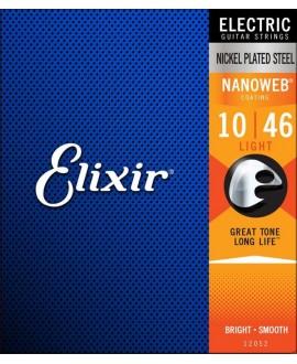 Elixir Electric Nickel Plated .009 - .046