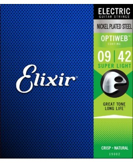 Elixir Electric Nickel Plated .011 - .049