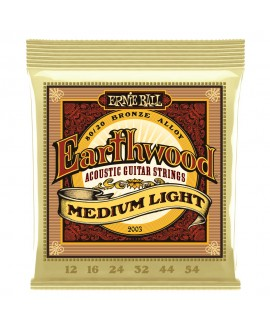 Ernie Ball 2004 Earthwood Bronze Light 11 - 52