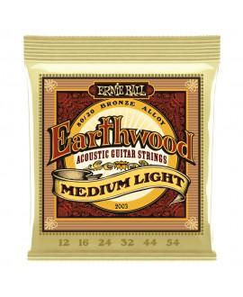 Ernie Ball 2004 Earthwood Bronze Light 11 - 52