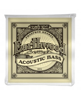 Ernie Ball 2004 Earthwood Bronze Medium 12 - 54