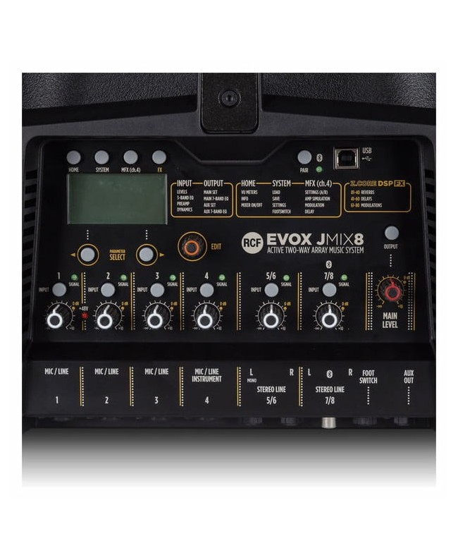 RCF EVOX J8