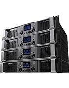 Amplificatori finali di potenza PA per casse passive per concerti, teatri, live, touring e spettacoli