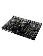 Controller per DJ, consolle per controllare e remote control per software da DJ