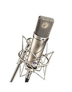 Microfoni da studio a condensatore, microfoni da studio per registrazione di strumenti e voce